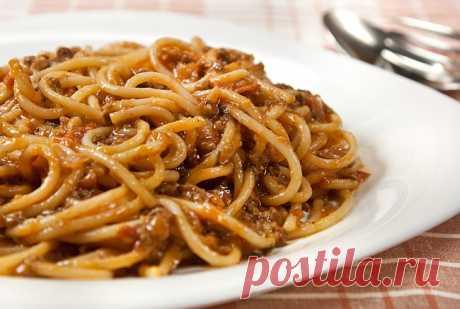 Соединяя Запад и Восток: спагетти под нутовым (гороховым) соусом — Фактор Вкуса