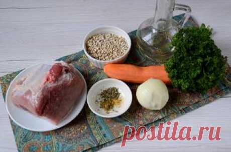 Фото-рецепт плова из перловки: секреты выбора ингредиентов и
