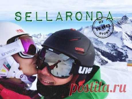 Sella Ronda • Dolomiti • Marmolada • на лыжах • Взятие Мармолады, 3265 м • Тартар из горных быков