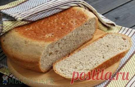 Хлеб в мультиварке - рецепт с пошаговыми фото — MEGOCOOKER