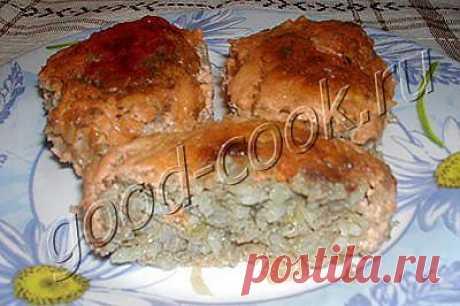 Хорошая кухня - ленивые голубцы. Кулинарная книга рецептов. Салаты, выпечка.
