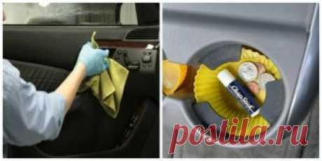 План генеральной уборки в автомобиле: 11 шагов к идеальному порядку!