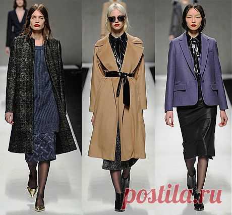 Неделя моды в Милане: ар-деко и фаст-фуд.