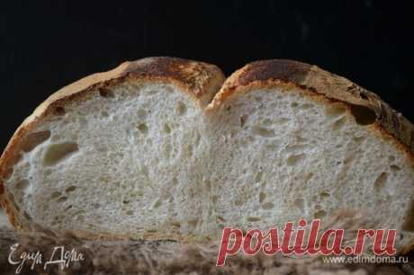 Хлеб «Люцернский» (Lucerne bread). Ингредиенты: мука, вода, закваска