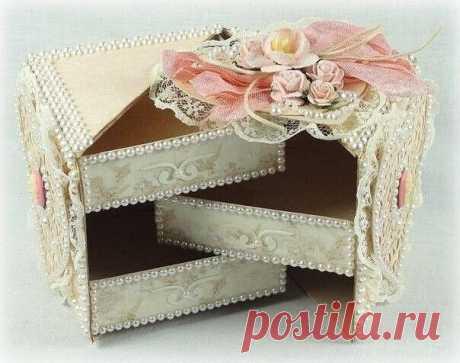 Чудесная коробочка