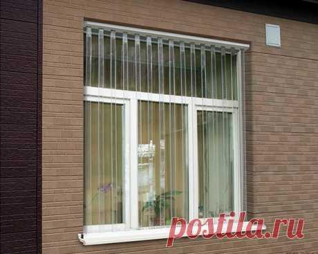 Прозрачные оконные решетки из поликарбоната: уют и безопасность в вашем доме!