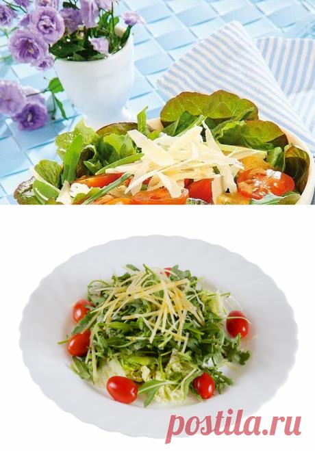 Ресторанный салат наскорую руку: хозяйке назаметку - My izumrud