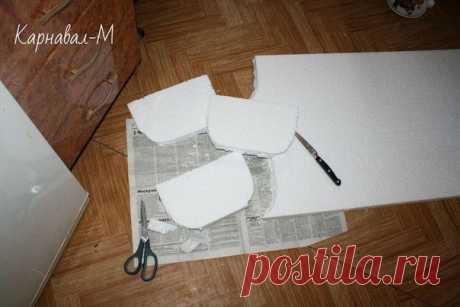 """Конфетная сумочка: идея """"каркаса"""" — Сделай сам, идеи для творчества - DIY Ideas"""