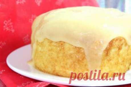BLOG POLEZNOSTYA: Food of Angels cake pie