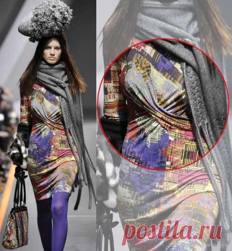 Rick Owens - крой перекрестной драпировки (четыре варианта выкроек) Модная одежда и дизайн интерьера своими руками