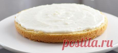 Йогуртовый крем для торта - рецепты для бисквитного торта с творогом, сливками, сгущенкой и сметаной