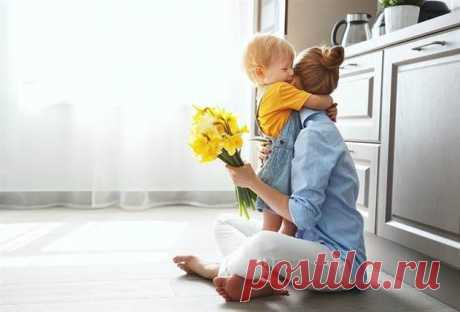 Чем чаще вы обнимаете детей, тем умнее они растут: ученые   Люблю Себя