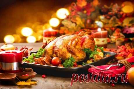 Меню на Новый год 2020 — 100 блюд на праздничный стол