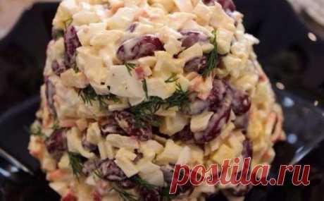 "Салат ""Екатерина"" - Приготовим вкусно"