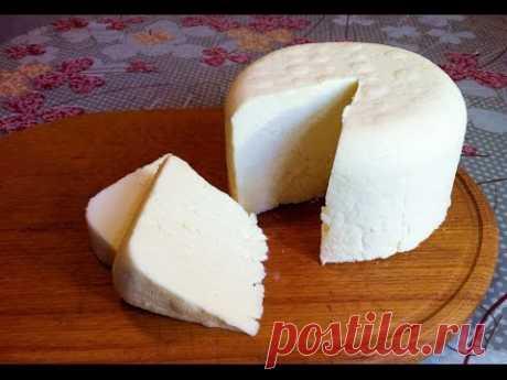 Домашний Сыр из Молока(Очень Вкусный)/Cottage Cheese From Milk/Простой Пошаговый Рецепт