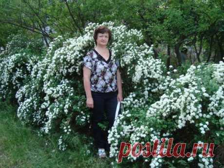 Таня Слюсаренко