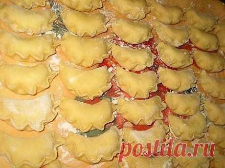 тесто для пелимени - Простые рецепты Овкусе.ру