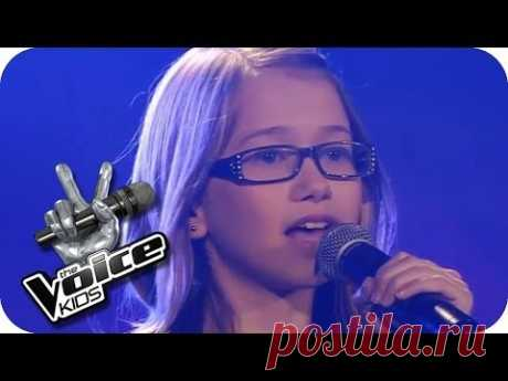 Whitney Houston - I will Always Love You (Laura) | The Voice Kids 2013 | Blind Audition | SAT.1