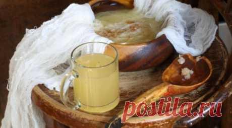 Рисовый квас для суставов: польза и вред напитка