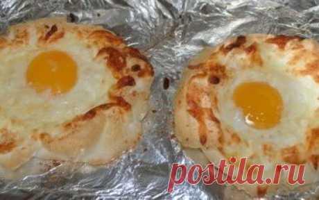 """""""Яичные гнезда"""". Поразительно вкусное и красивое блюдо"""