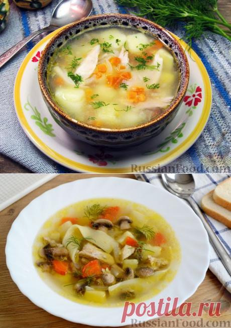 Лучшие супы недели (выпуск 18)