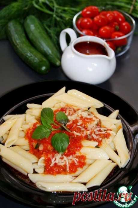 Почти Неаполитанский соус – кулинарный рецепт