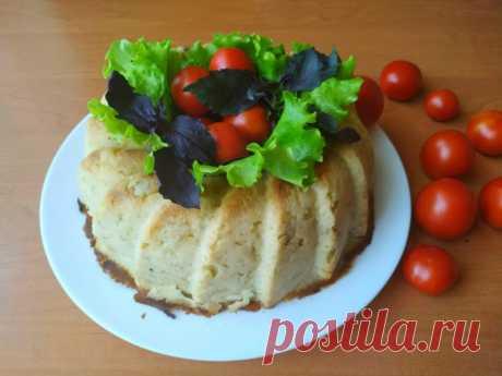 Вкуснейшее блюдо из обычной картошки «Картофельная бабка»