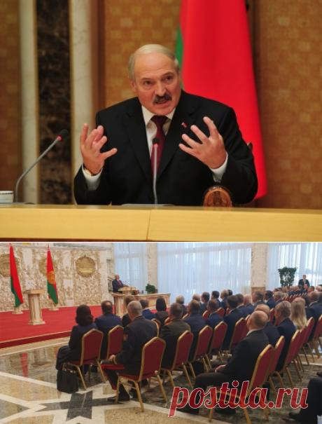 Лукашенко вступил в должность президента Белоруссии - Газета.Ru | Новости
