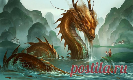Пугающие мифы и легенды о воде