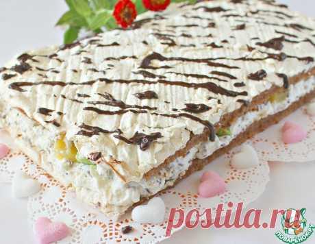 "Торт ""Брита"" – кулинарный рецепт"