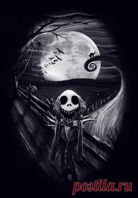 Какой Хэллоуин без Джека? 😈