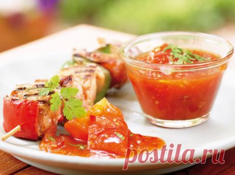 El par ideal: 7 mejores salsas a los shashliks