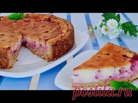 ВОЗЬМИТЕ ЛЮБОЙ ТВОРОГ И МУКУ и приготовьте этот Божественный Десерт! Лучший рецепт из творога!!!