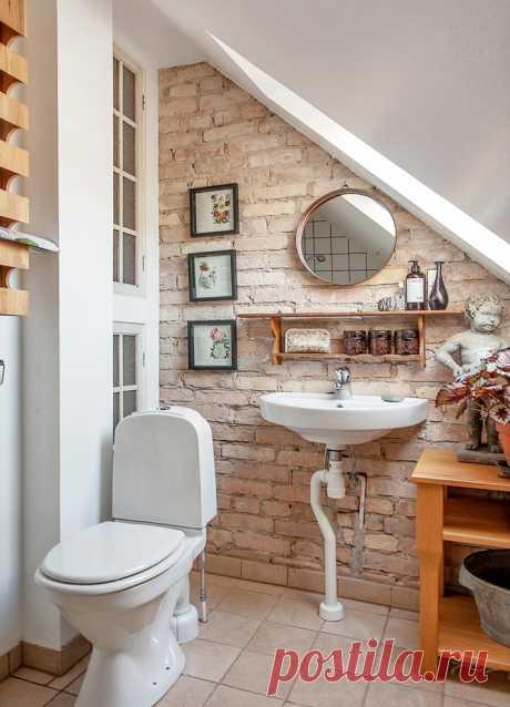 Интерьер ванной комнаты: 9 простых и бюджетных приемов