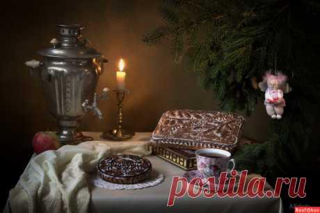 Фото: Под рюмку чая. Фотограф Сергей Алексеев. Натюрморт - Фотосайт Rasfokus.ru