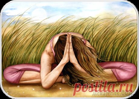 Психологические причины болезней и правильные мысли исцеления: советы Луулле Виилмы и Луизы Хэй