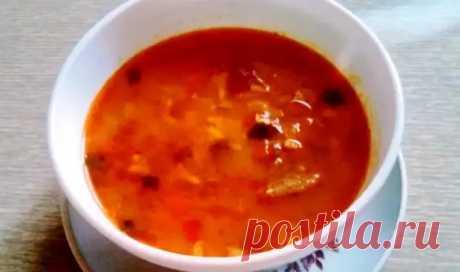 Суп харчо готовлю только так, и всегда просят добавки – рекомендую приготовить - Скатерть-Самобранка - медиаплатформа МирТесен