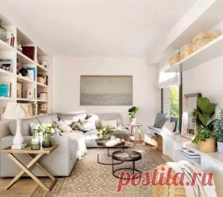 Как разместить диван в гостиной: 10 идей + схема-шпаргалка - Я строю - медиаплатформа МирТесен