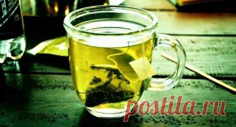 Полезные свойства зеленого чая для здоровья . Факты обо всём