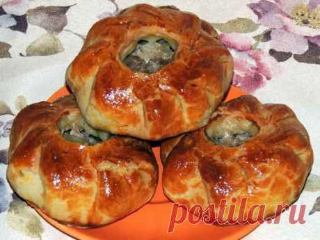 Как приготовить дома татарские пирожки «Вак балиш»