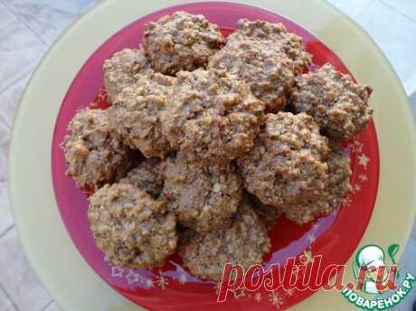 Великолепное ореховое печенье без муки – кулинарный рецепт