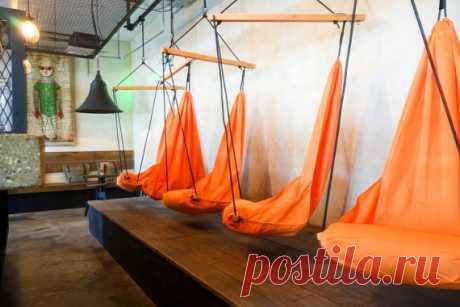 Special patent hanging chair / hammock chair / от hangoverHammocks
