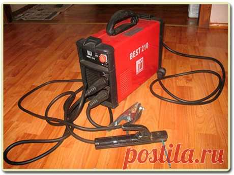If you bought the welding machine for the house | Ideas of the house master