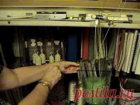 Видео-уроки по машинному вязанию для новичков - однофонтурное вязание (много): Дневник группы «ВЯЖЕМ ПО ОПИСАНИЮ»: Группы - женская социальная сеть myJulia.ru