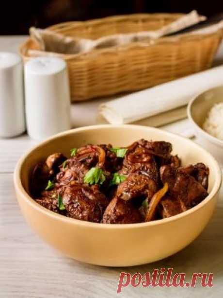 Куриная печень в азиатском стиле: как приготовить - проверенный пошаговый рецепт с фото на Вкусном Блоге