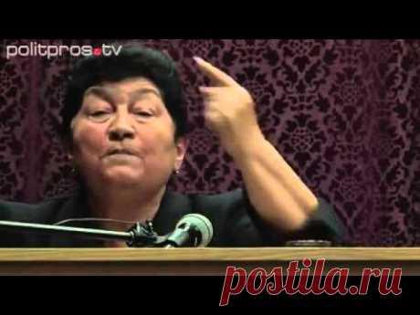 Женщина Кавказа о государствообразующем статусе Русского народа