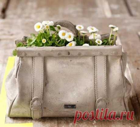 8 способов использовать старые ненужные сумки
