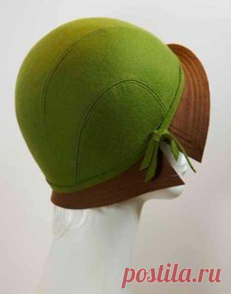 felt cloche hat pattern - Поиск в Google