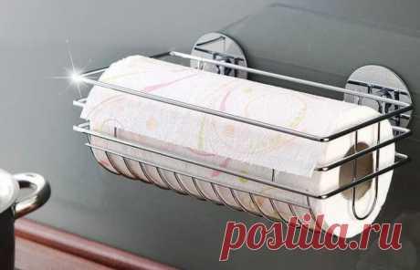 Скрытые возможности рулона бумажного полотенца, которое сгодится не только для вытирания рук