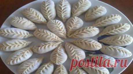 Kurzyo with meat is a national Dagestan dish